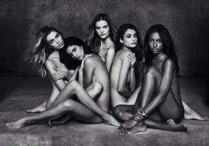 Victoria's Secret : ses nouveaux anges réunis dans une photo hommage à Herb Ritts