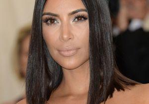 Voici ce que fait Kim Kardashian lorsqu'elle n'a pas le courage de se démaquiller