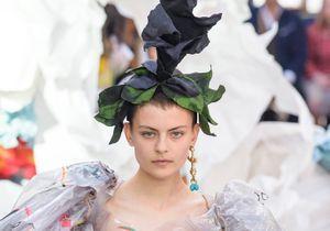 #ELLEsinfiltre dans les backstages du défilé Vivienne Westwood Printemps-Eté 2019