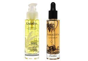 Sérum et huile précieuse : un avant goût d'été