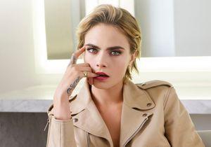 Cara Delevingne nouvelle égérie espiègle de Dior Addict Lipstick