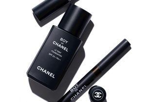 Chanel lance sa première ligne de maquillage pour homme « Boy de Chanel » f1e48a1e7eb