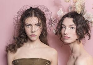 Défilé Dior Couture : du rose aux joues pour une partition poétique