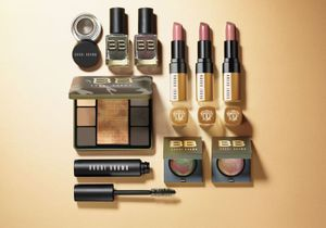 #ELLEBeautyCrush : Camo Luxe Collection le maquillage canon de Bobbi Brown