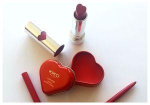 #ELLEBeautyCrush : la nouvelle collection make-up pleine d'amour de Kiko
