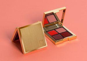 #ELLEBeautyCrush : la palette (parfaite ?) de rouges à lèvres par Jeanne Damas