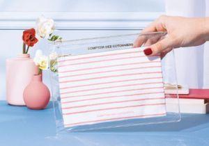 #ELLEBeautyCrush : les jolies pochettes Birchbox x Comptoir des Cotonniers