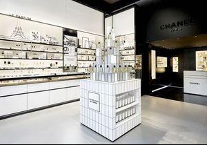 #ELLEBeautySpot : Chanel s'installe sur les Champs-Elysées