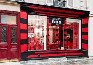 #ELLEBeautySpot : le pop-up store beauté Armani Box dans le Marais
