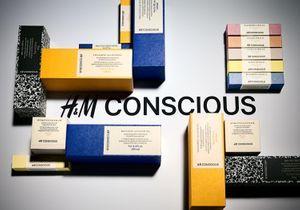 H&M se lance dans le maquillage bio