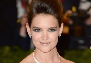 Katie Holmes X Bobbi Brown : une collection en préparation