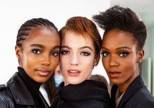 Le maquillage post-pandémie du défilé Armani