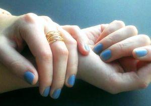 #LeDéfiBeauté : En bleu la rédac' n'a pas le blues