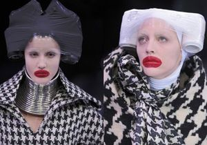 Make up : clowns tristes chez McQueen
