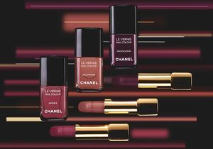 Make-up et « Twin-sets » inédits chez Chanel pour la rentrée