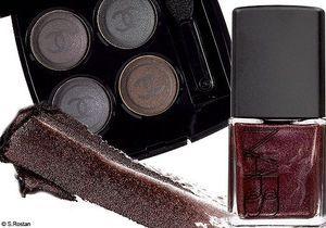 Make-up : le purple règne
