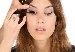 Maquillage sixties : le tuto vidéo d'Alexa Chung