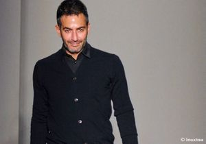 Marc Jacobs se met au maquillage