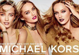 Michael Kors lance sa nouvelle ligne de cosmétiques