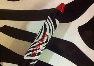 On aime : le jumbo Phyto-Lip Twist de Sisley