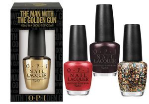 Une collection de vernis siglée James Bond : culte !