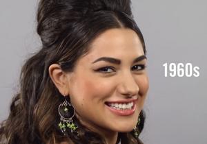 VIDEO. L'évolution de la beauté des Mexicaines en un siècle