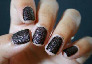 Le hashtag de la semaine : #GlitterNails