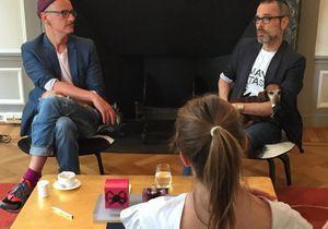 Bonbon Couture : rencontre avec Viktor & Rolf, les créateurs de ce nouveau parfum sucré