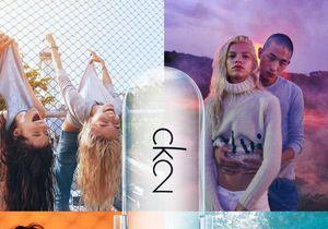 Calvin Klein lance CK2,  le premier parfum « unigenre »