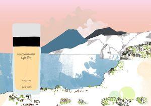 Carte postale d'Italie : un parfum floral plein de charme à Salina