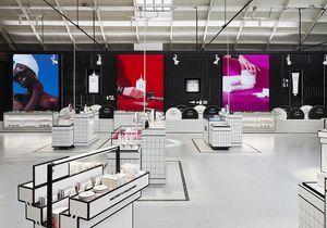 #ELLEBeautySpot : Chanel Factory 5, un pop-up store pop art pour les 100 ans de Chanel N°5