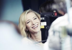 EXCLU VIDEO : Cate Blanchett dans le making of de la campagne Sì de Giorgio Armani
