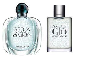 Faites un don avec Giorgio Armani !