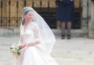 Kate Middleton : voici le parfum qu'elle portait le jour de son mariage
