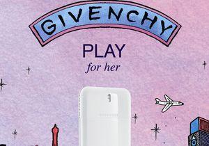 Le parfum arty de Givenchy