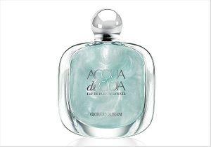 Parfums : Armani lance son « Acqua di Gioia » en version 2 en 1
