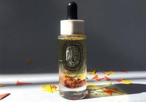 #ELLEBeautyCrush : l'huile infusée pour le visage de Diptyque