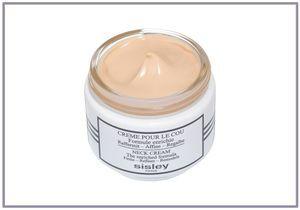 #ELLEBeautyCrush : la crème pour le cou de Sisley