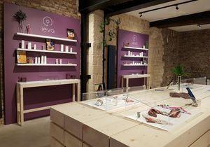 #ELLEBeautySpot : IEVA, le pop-up store où la beauté est connectée