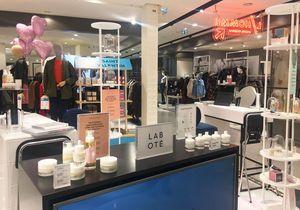 #ELLEBeautySpot : le pop-up store Laboté au BHV Marais