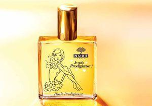 L'huile Prodigieuse de Nuxe se refait une beauté