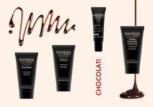 Nouveau sur ELLE Store : les cosmétiques au chocolat !