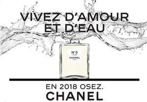 #PrêtàLiker : la campagne beauté audacieuse de Chanel pour 2018