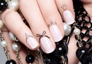 Connaissez-vous le tatouage d'ongle ?