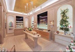 #ELLEBeautySpot : Le luxe et le savoir-faire de la nouvelle boutique Guerlain