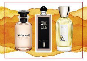 Ces parfums boisés qu'on aime porter