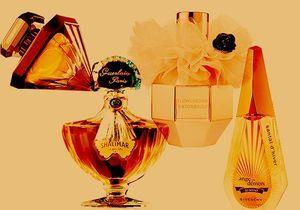 Parfums : éditions limitées d'exception