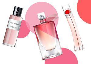 Ces parfums floraux qu'on adore