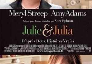 """""""Julie & Julia : Gros coup de cœur ciné !"""""""