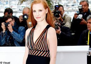 Cannes 2012 : Jessica Chastain affole les photographes !